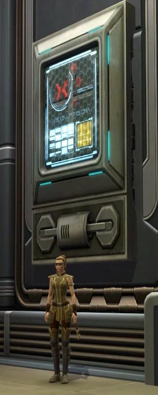 Diagnostic Wall Terminal Planetary 2