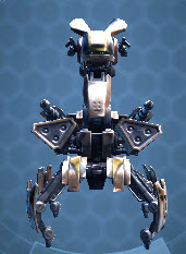Doom Droid Holo