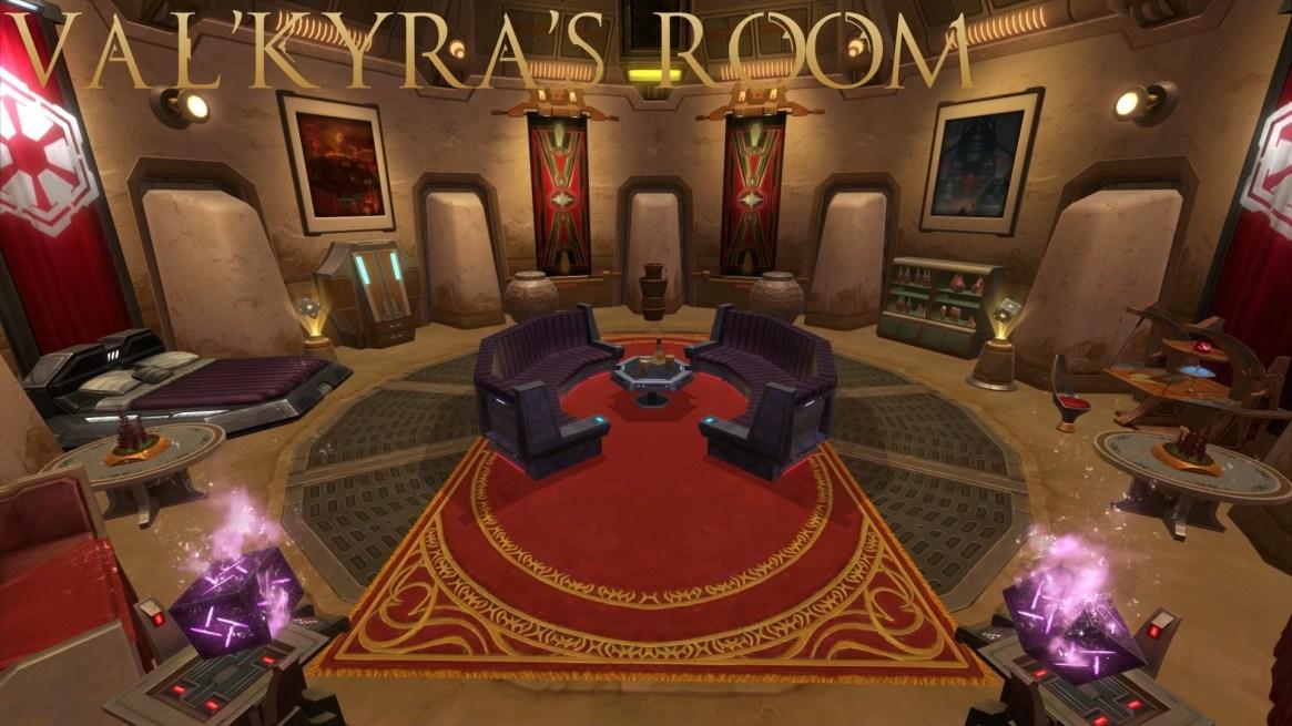 Valkyra-room
