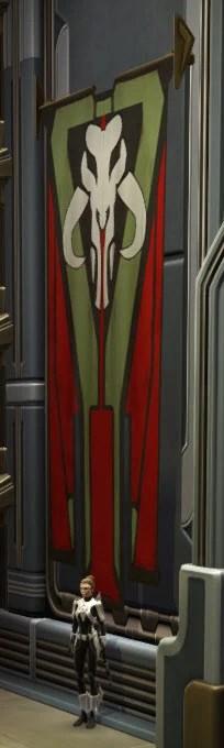 Banner Mandalorian Large 2