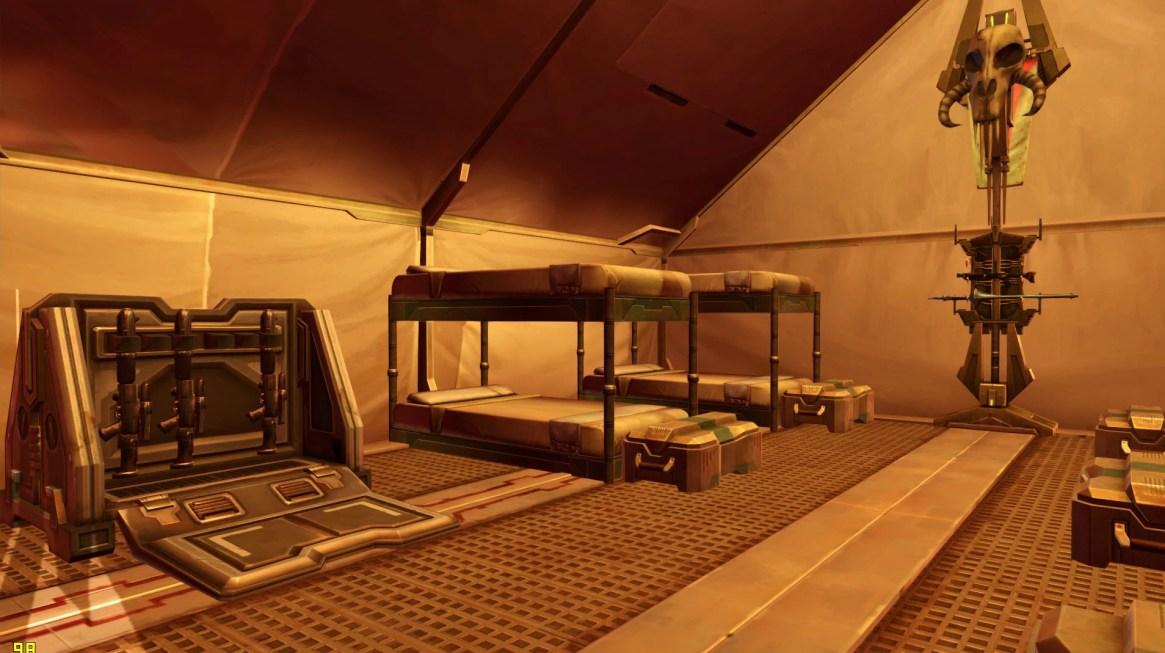 Mandalorian War Tent 3