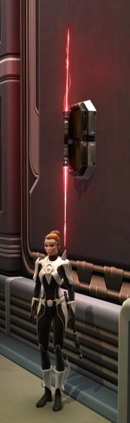 Unstable Arbiter's Dualsaber Imperial Crimson 2