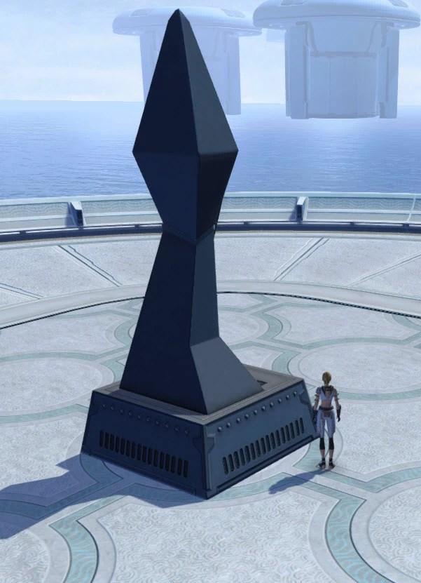 Medium Iokath Statue