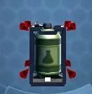 Hazardous Material Tank