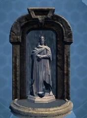 Small Jedi Master Fountain Shrine