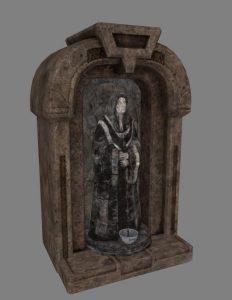 Small Jedi Knight Shrine