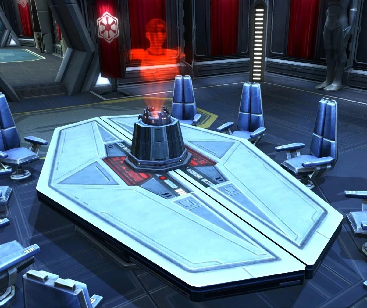 Tix'ash'ara's Imperial Sanctuary – Star Forge