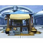 Merchant Stall: Droids
