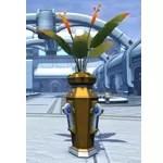 Onderon Temple Vase