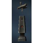 Personal Starship Display: Bounty Hunter