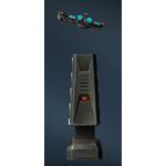 Personal Starship Display: Smuggler