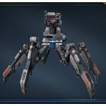 Vulture Squad Armored Unit 14 Holo