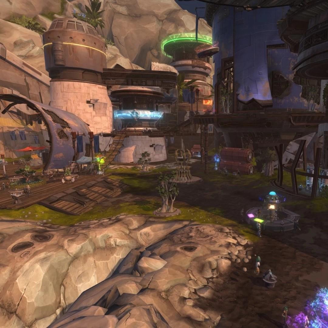 Rhezi's Rishi (Cove Expansion) – Satele Shan