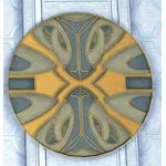 Alderaan Floor Medallion