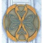 Alderaan Round Mosaic Tile