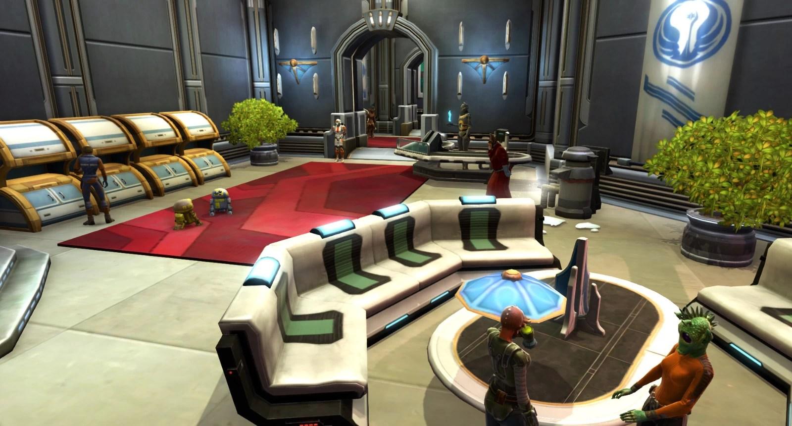 Rixty's Coruscant Penthouse – Darth Malgus