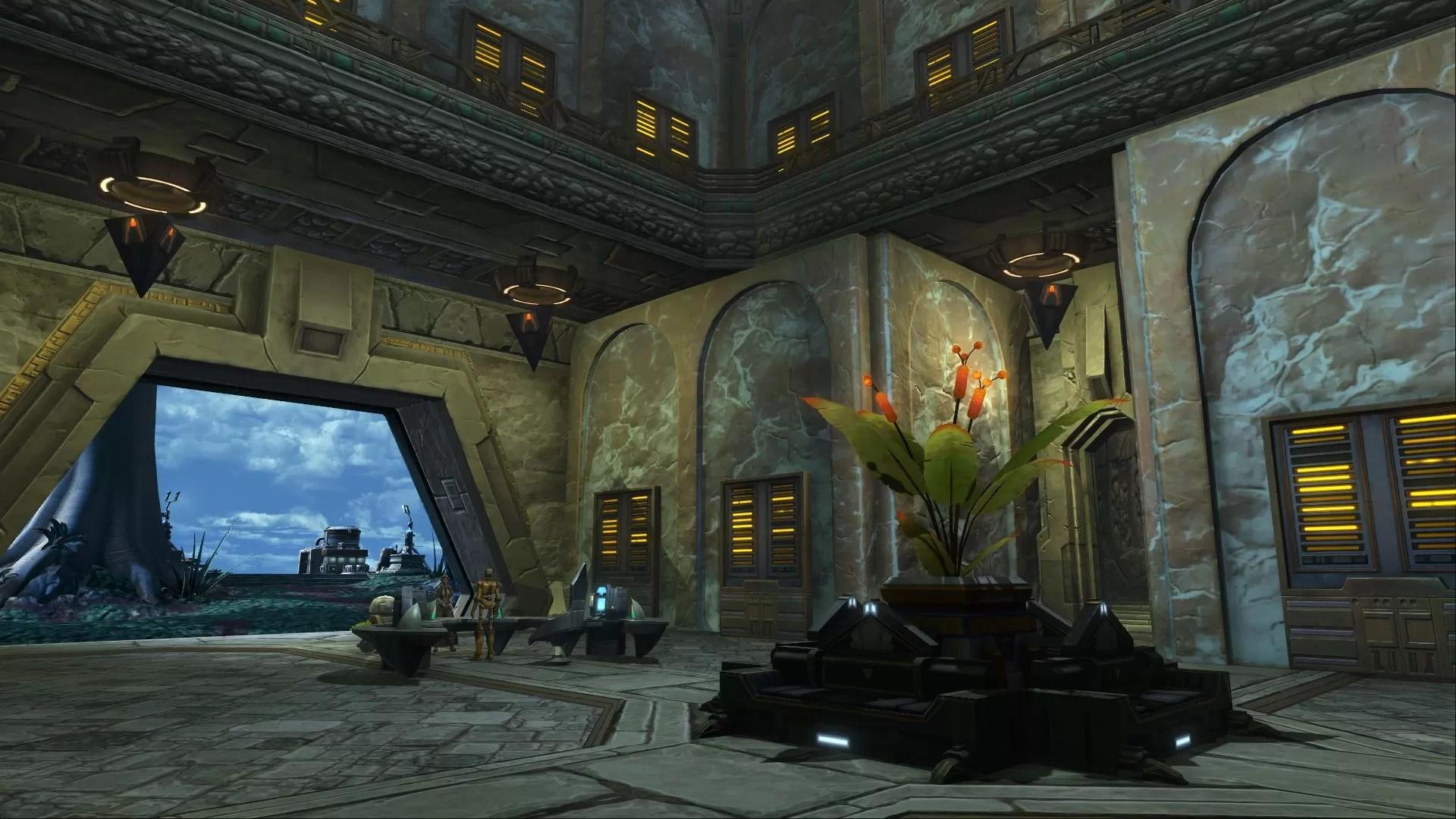 Izzel's Stronghold – Darth Malgus