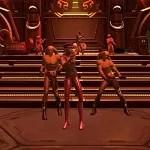 Vodrebka's gay club – The Leviathan