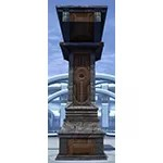 Enclave Brass Two-Way Column