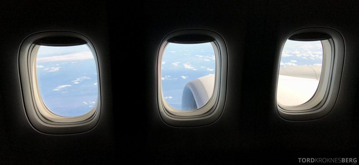 Turkish Airlines Business Class Istanbul Jakarta vindu