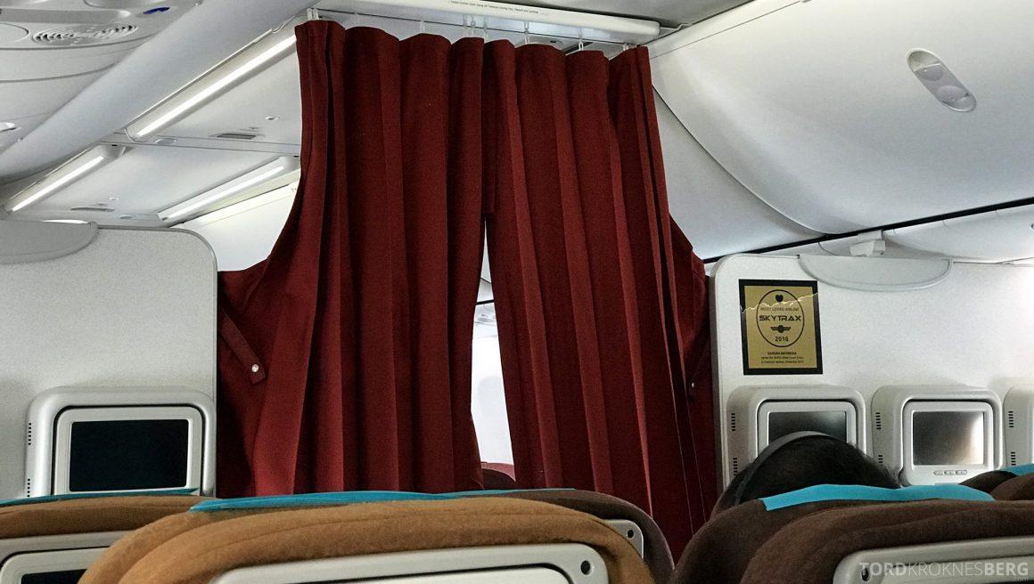 Garuda Indonesia Jakarta forheng