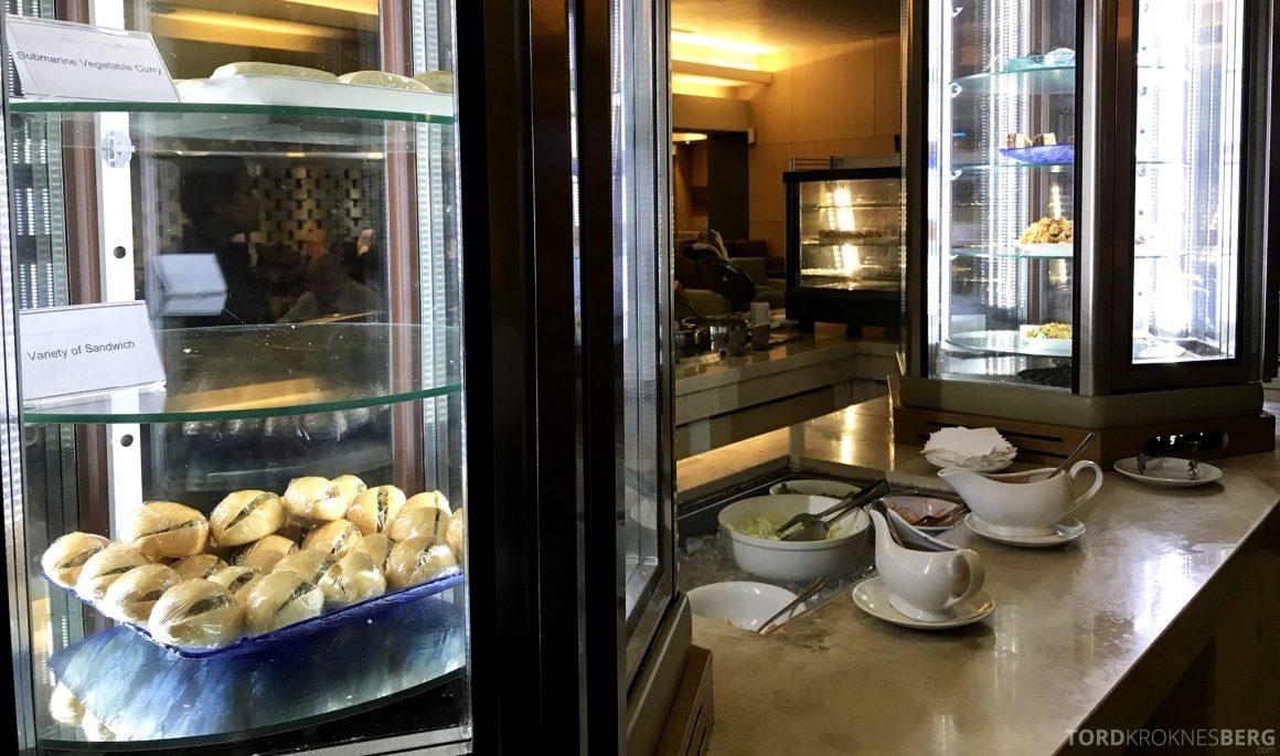 Premier Lounge Jakarta kake