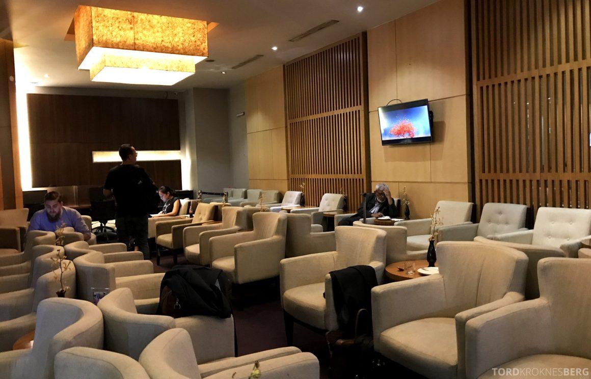 Premier Lounge Jakarta plasser