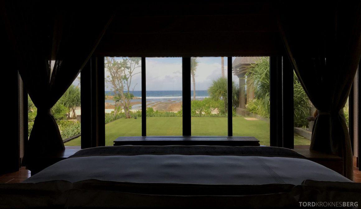 Ritz-Carlton Bali Suites presidential suite seng