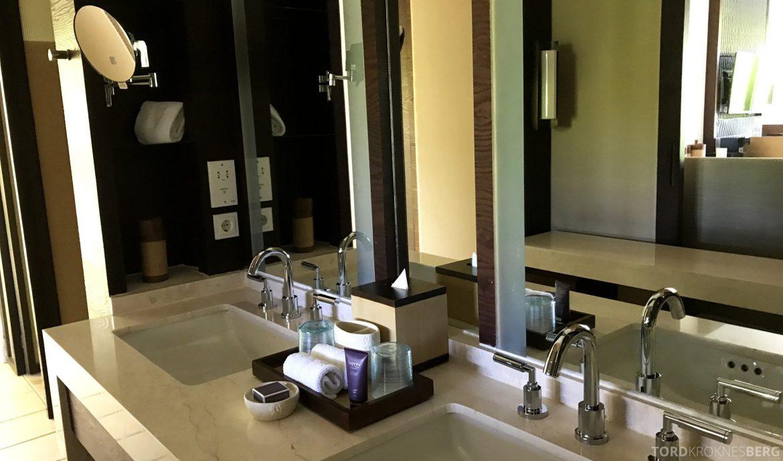 Ritz-Carlton Bali Cliff Villa detaljer