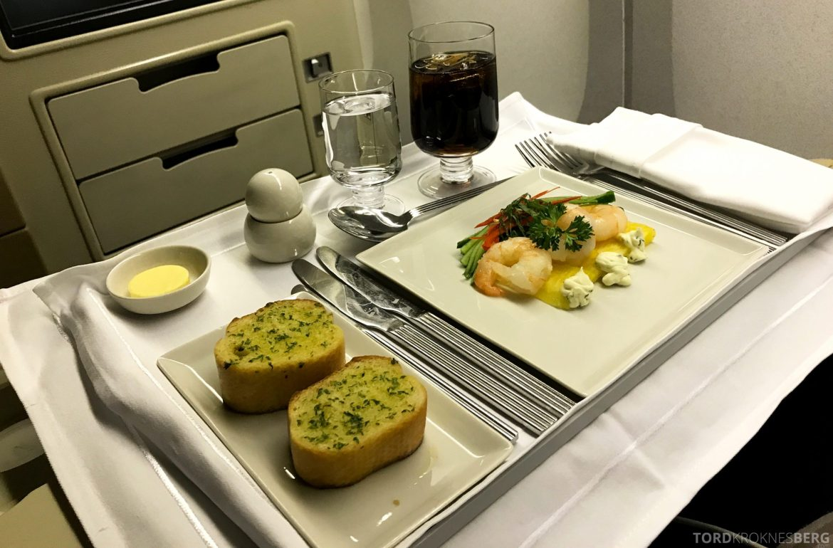 Singapore Airlines Business Class Wellington Canberra Changi forrett
