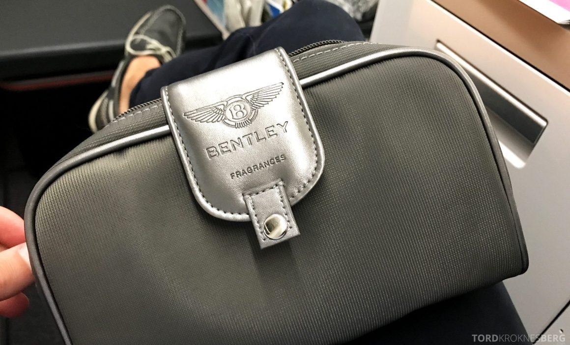 Turkish Airlines Business Class Jakarta Istanbul Bentley