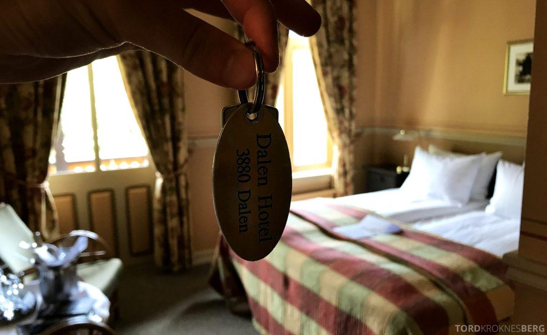 Dalen Hotel Telemark nøkkel