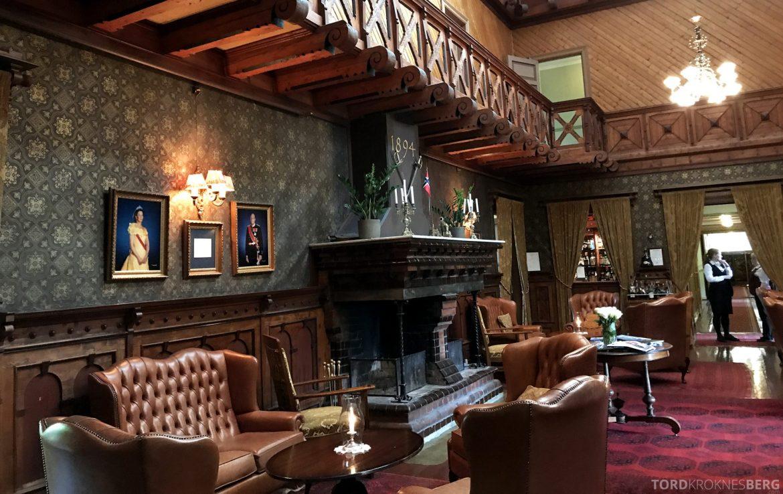 Dalen Hotel Telemark hovedstuen