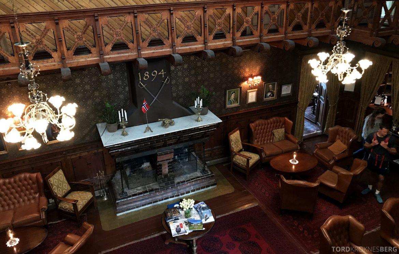 Dalen Hotel Telemark hovedstue