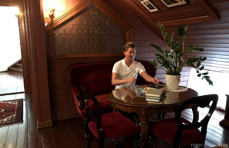 Dalen Hotel Telemark spøkelse