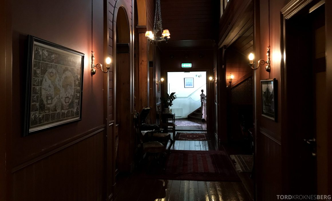 Dalen Hotel Telemark korridor