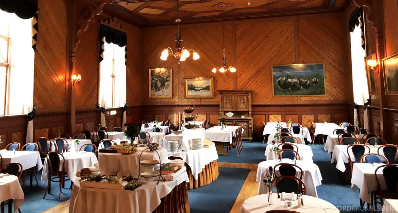 Dalen Hotel Telemark restaurant