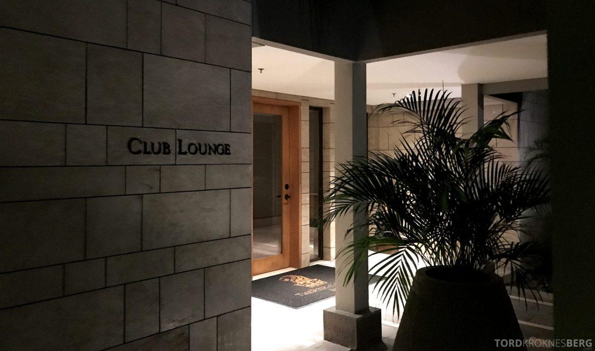 Ritz-Carlton Bali Club Lounge
