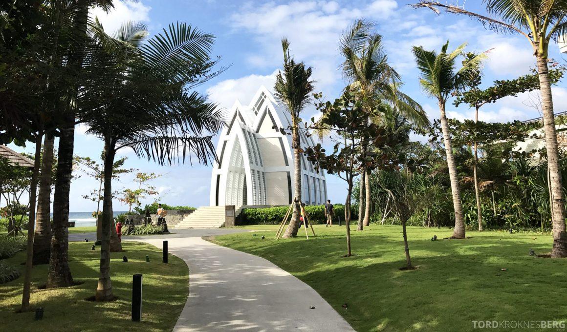 Ritz-Carlton Bali kapell