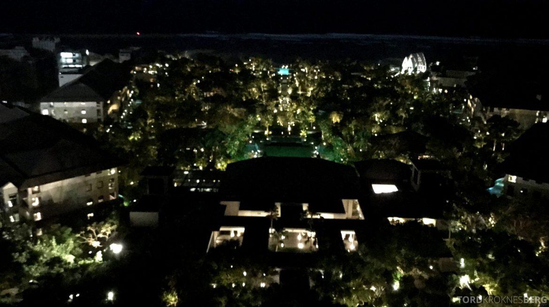 Ritz-Carlton Bali utsikt