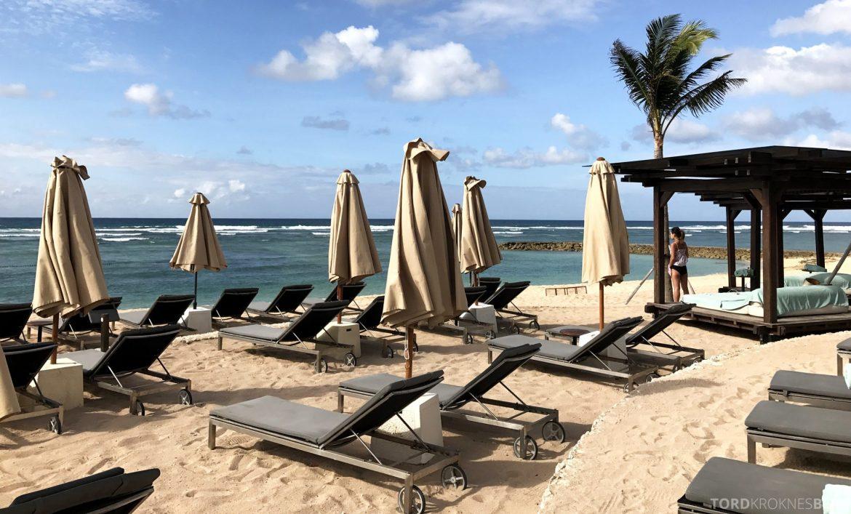 Ritz-Carlton Bali strand