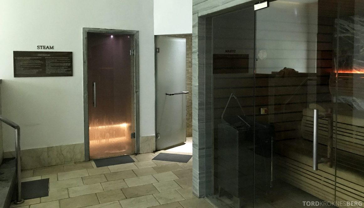 Ritz-Carlton Bali badstue