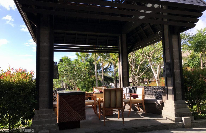 Ritz-Carlton Bali bungalow