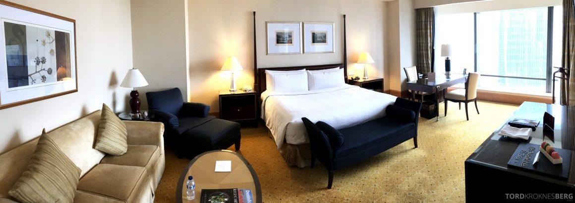 Ritz-Carlton Jakarta club room