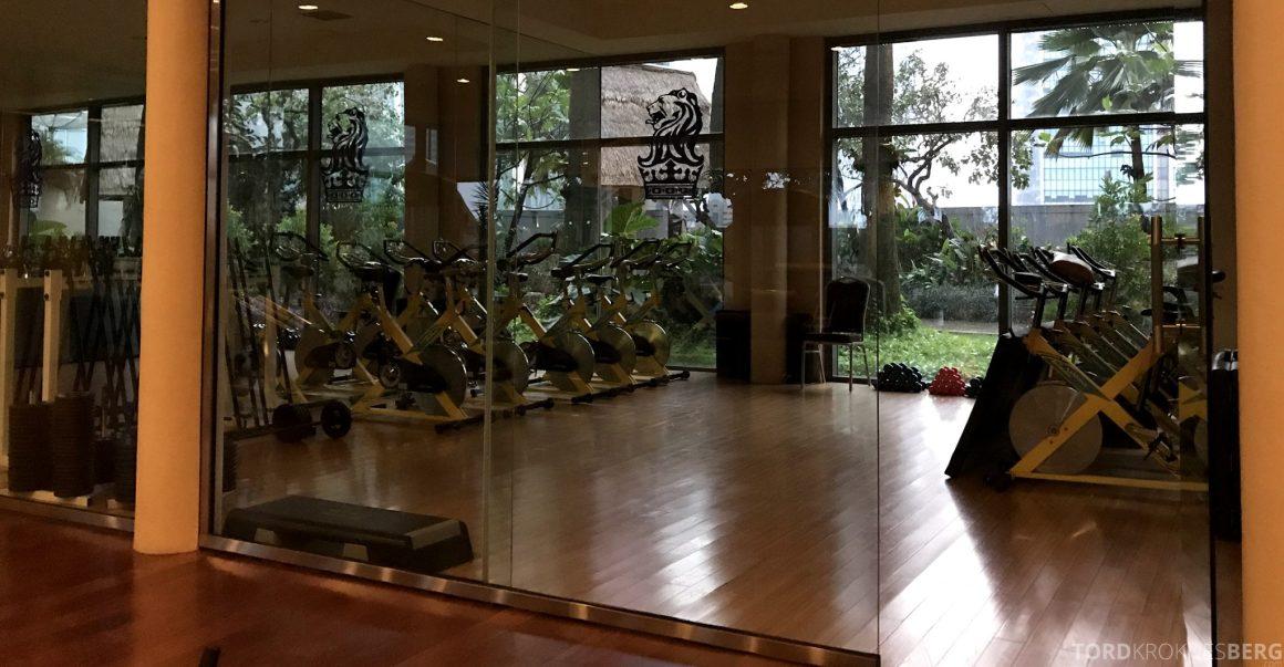 Ritz-Carlton Jakarta spinningsal