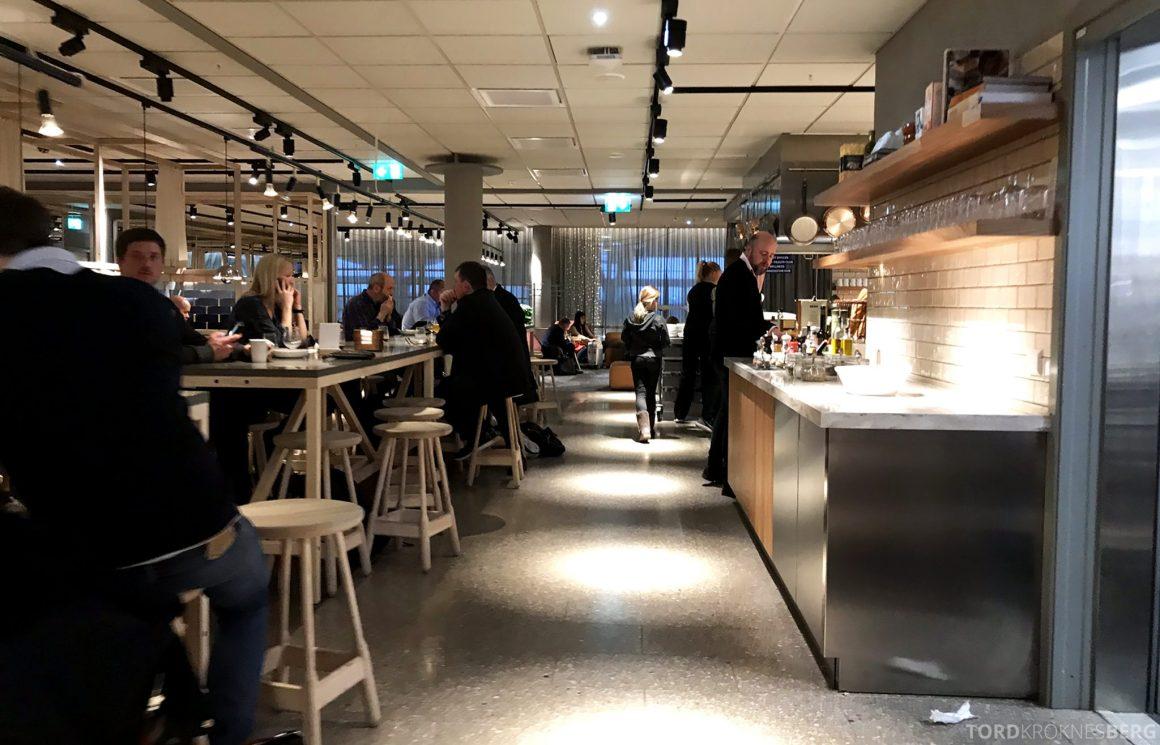 Soleus Massasje SAS Lounge fullt