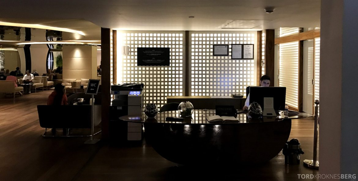 Turkish Airlines CIP Lounge Istanbul suite