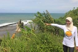 Itu.... Tanjung Layar