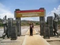Tugu Pulau Rinca
