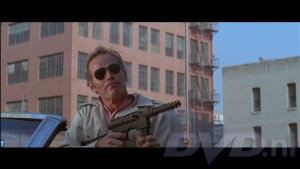 The Omega Man (1971) stars Charlton Heston. Dir: Boris Sagal